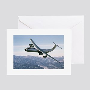Starlifter - Farewell Flight Greeting Cards (Packa