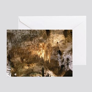 CARLSBAD CAVERNS Greeting Card