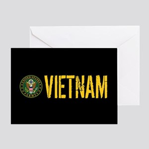 U.S. Army: Vietnam Greeting Card