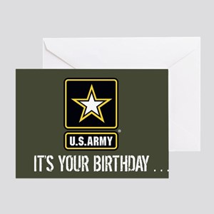 U.S. Army: Birthday (Front Leaning Rest Position,