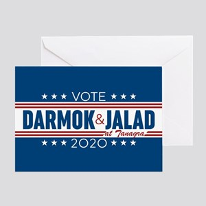 Darmok And Jalad 2020 Greeting Card