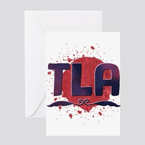 TLA Greeting Cards