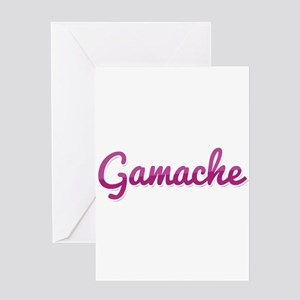 Gamache Greeting Cards