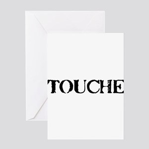 Touche Greeting Cards
