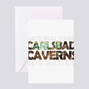 Carlsbad Caverns - New Mexico Greeting Cards