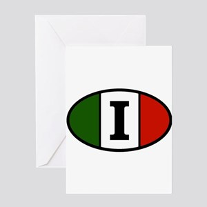italy-i Greeting Card
