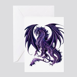 Ruth Thompson's Draconis Nox Dragon Greeting Cards