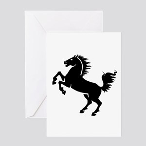 Wild Stallion! Greeting Card