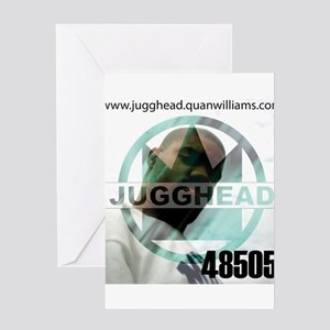 Jugghead: 48505 Greeting Cards