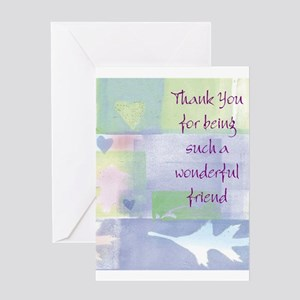 Friend101 Greeting Cards