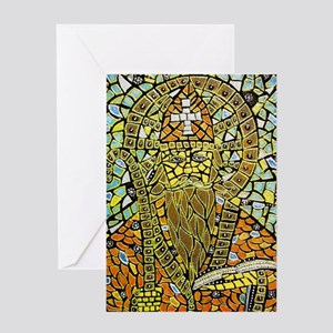 St. Augustine of Hippo Greeting Card