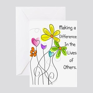 Caregiver Greeting Cards