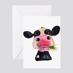 Nosey Cow ' HURLEY BURLEY ' by Shirley MacArthur G