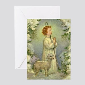 Vintage Religion Christmas Greeting Cards