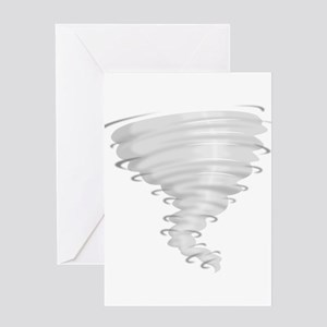 Tornado Alley Greeting Cards