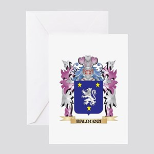 Balducci Coat of Arms (Family Crest Greeting Cards