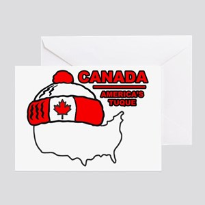 Funny Canada Greeting Card