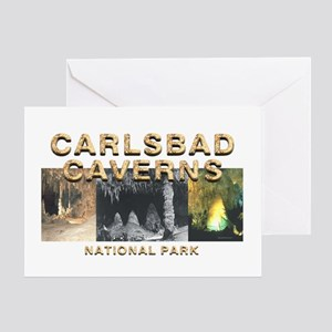 Carlsbad Caverns Greeting Cards