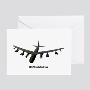 B-52 Stratofortress Greeting Card