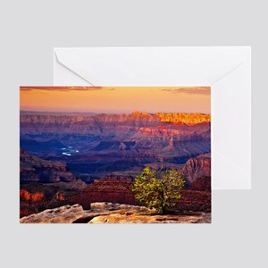 Grand Canyon Card Greeting Cards