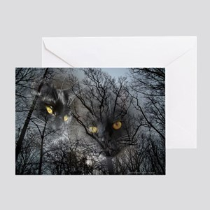 Enchanted forest 1 Greeting Card