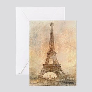 Vintage Paris Greeting Cards
