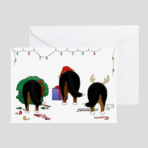 Berner Christmas Greeting Card