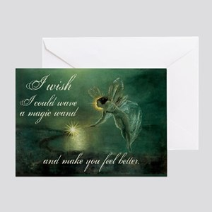 Magic Wand Greeting Cards