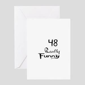 48 Really Funny Birthday Designs Greeting Card