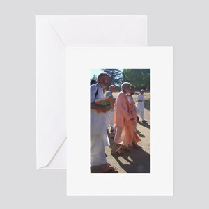 Hare Rama Hare Krishna Office Supplies Greeting Cards