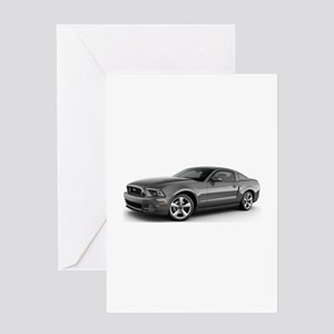 14MustangGT Greeting Cards