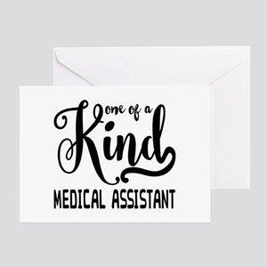 Medical Assistant Greeting Card