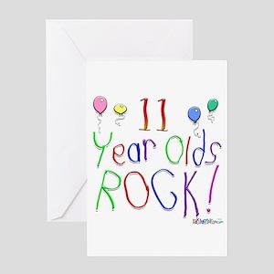 11th Birthday Stationery - CafePress