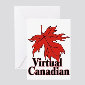 Virtual Canadian Greeting Card