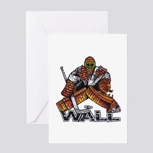 The Wall Greeting Cards