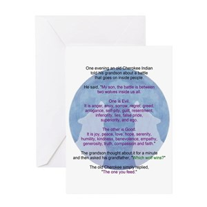 Native American Quotes Greeting Cards Cafepress