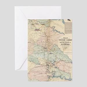 Civil War Battles Greeting Cards - CafePress on