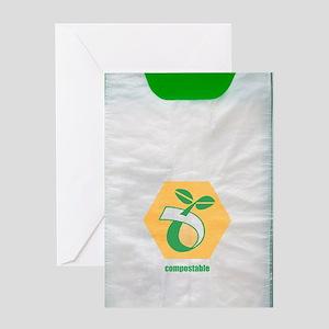 Biodegradable Greeting Cards - CafePress