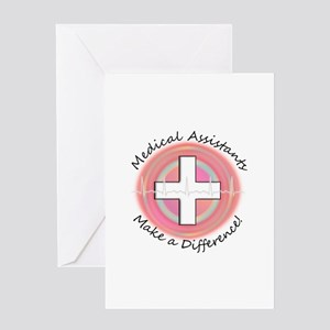 Nursing Assistant Greeting Card