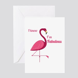 Im Fabulous Greeting Cards