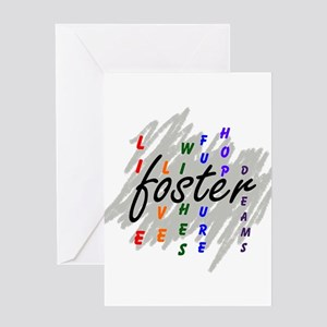 foster... Greeting Cards