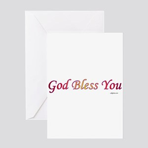 godblessyou48 Greeting Cards