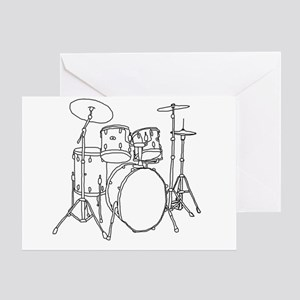Musician Birthday Greeting Cards