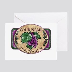 Your Vineyard Greeting Card