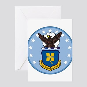 307th Strategic Wing Greeting Cards