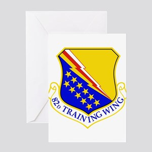 USAF Air Force 82nd Training Wing S Greeting Cards
