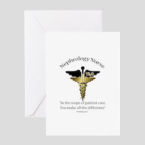 Nephrology Nurse Greeting Cards - CafePress
