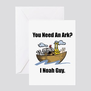 Noah Guy Greeting Card
