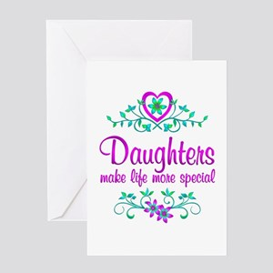 Special Daughter Greeting Card
