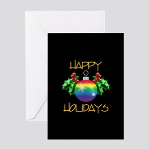 Christmas Tree Shop Greeting Cards Cafepress